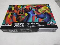 Vendo Quebra-cabeça 2 mil peças