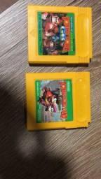 Donkey Kong 1 e 2 originais