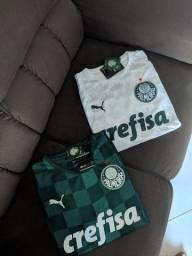 Camisas do Palmeiras 21/22 Padrão Oficial