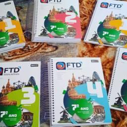 Módulos de 2020 da FDT 7 ANO