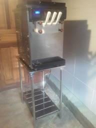 Máquina de sorvete expresso cremorella MSC 120B usada