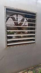 04un Ventilador Exaustor para estufas ou granja