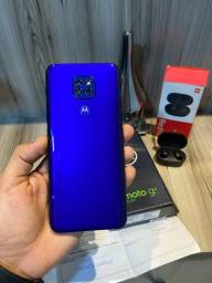 MOTOROLA G9 PLAY 64GB NOVO/ + FONE XIAOMI BLUETOOTH original