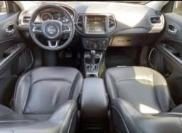 Vendo Jeep compass longitude avista ou parcelado