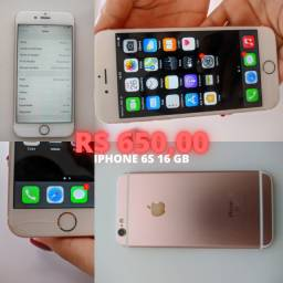Iphone 6S Rosê - 16 GB - Original