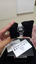 Relógio Casio Vintage Diamond