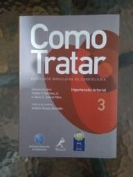 Livro com tudo sobre Como Tratar Hipertensão Arterial Volume 3