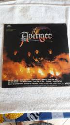 Lp avenger prayers of steel 1987