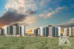 Apartamento com 3 dormitórios à venda, 61 m² por R$ 214.087,71 - Cidade dos Lagos - Guarap
