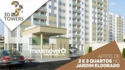 86/ 3d Towers, apartamentos com 2 a 3 quartos, 61 a 78 m²