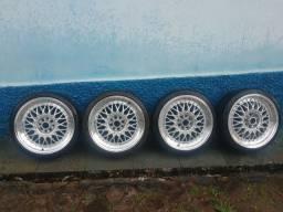 Vendo rodas BBS 17