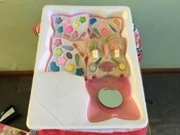 Maquiagem fresco boll brinquedos educativos