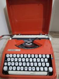 Máquina de datilografia