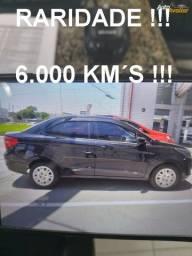 Ka Sedan SE Plus 1.5 Automático * 2021 * 6.000 km´s * Oportunidade !!!