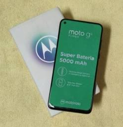 Smartphone Moto G8 Power NOVO (12x sem juros, NF, garantia)