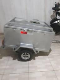 carrocinha para moto