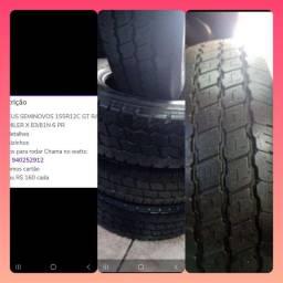Jogo de pneus TOWNER aro 12