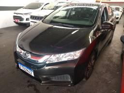 Honda city 2015 lx automático flex