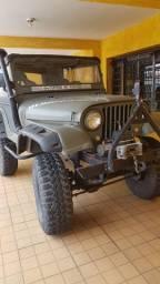 Jeep willys TURBO