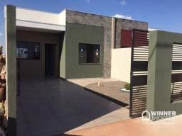 Casa com 2 dormitórios à venda, 58 m² por R$ 145.000,00 - Jardim Araucária II - Floresta/P