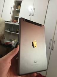 iPad mini 1 geração 16gb Wi-Fi + 3G