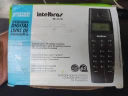Telefone digital sem fio Intelbras