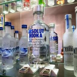 Miniatura Vodka Absolut - 200ml - Original, Lacrada e Licenciada