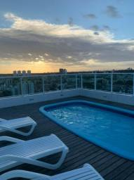 Apartamento à venda com 2 dormitórios em Bancários, João pessoa cod:009563