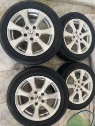Rodas New Civic originais