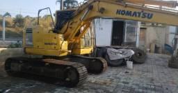 Escavadeira Retro hidráulica