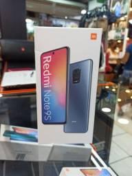 Xiaomi redmi note 9s 64gb Novos com 1 ano de garantia + Brinde