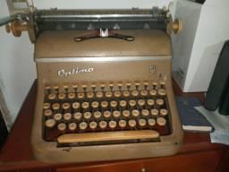 Maquina de escrever Optima