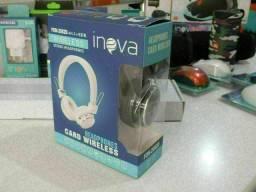 Headphone Inova Bluetooth