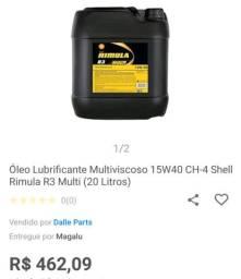 Oleo lubrificante