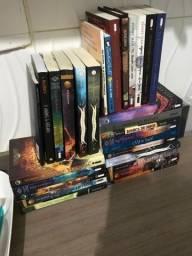 Livros de literatura