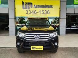 Toyota Hilux cd Srx 4x4 2.8 TDI Diesel impecável