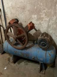 Compressor de ar motor 3CV