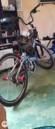 Título do anúncio: Bike caloy de alumínio