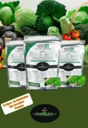 Fertilizantes 50% mais barato que o convencional