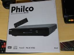 R$ 180 DVD Philco PH135