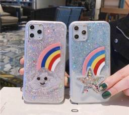 Capinhas iPhone customizadas luxo