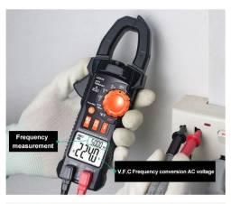 Multimetro Alicate AMP Profissional Completo T-RMS (Novo)