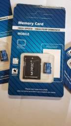 Cartao de Memória 32GB Pronta Entrega