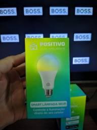 Smart Lâmpada Wifi Positivo Compatível C/ Alexa e Google Home