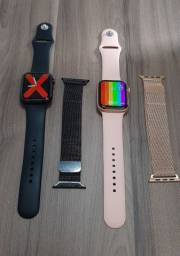 """Relógio Smartwatch IWO W26 Tela Infinita HD 1.75""""  Troca Pulseiras"""
