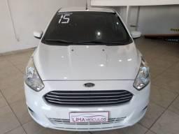 Ford Ka+ Sedan 1.5 Completo + GNV Novissimo