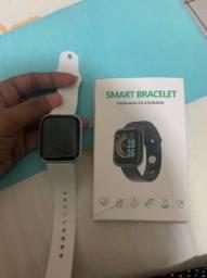 Relogio smart bracelet novo