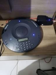Audio conferencia intelbras