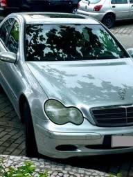 ANTIGUIDADE: Troco por utilitários (Kangoo) ou Vendo Mercedes C-180 Classic Plus Elegance