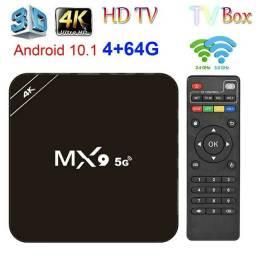 TV Box MXQ, Pro 4K,5G Android 10, 4GB RAM